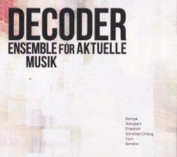Cd decoder